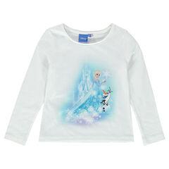 Disney Snow Queen long-sleeved tee-shirt