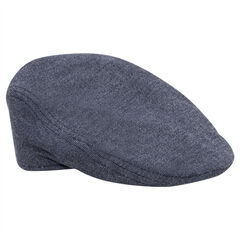 Newsboy cap with London flag