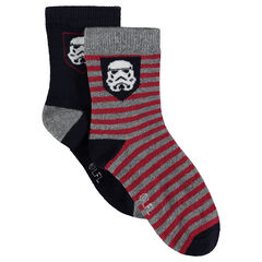 Set of 2 pairs of assorted Star Wars™ Stormtrooper socks