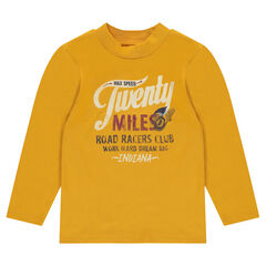 Junior - Thin jersey sweater with print