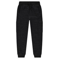 Junior - Neps-aspect sweatpants with pockets