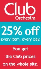 bannière Club Orchestra spéciale membres du Club