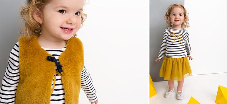 thème vêtements bébé fille zoé au cap ferret orchestra 2017