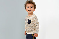 Preppy Little Boy 6-23 months