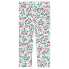 Mid-calf jersey leggings with an allover ©Disney Minnie Mouse print
