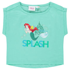 Disney The Little Mermaid short-sleeved tee-shirt
