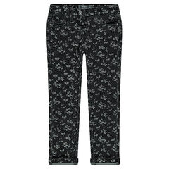 Junior - Printed slim fit jeans