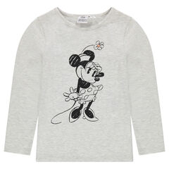 Tee-shirt with Disney Minnie Mouse print