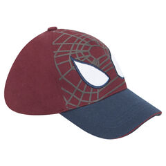 ©Marvel Spiderman cap with embroidered eyes