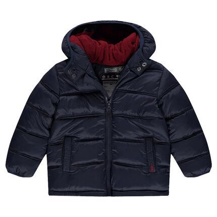 Junior - Microfleece Quilted Jacket