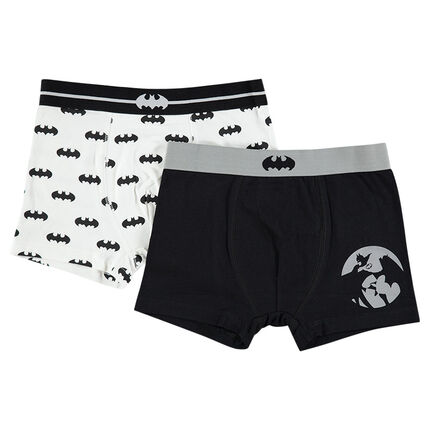 Junior - Set of 2 boxers DC Comics with Batman print