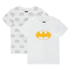 Set of 2 ©Warner Batman undershirts in jersey
