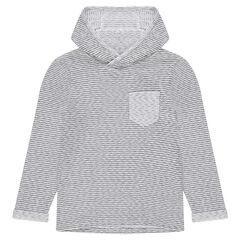 Junior - Hooded fleece sweatshirt