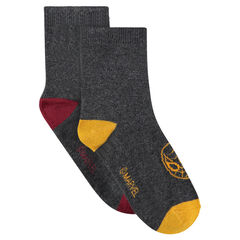 Set of 2 pairs of assorted socks with ©Marvel Spiderman motif