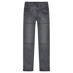 Junior - Jeans skinny effet used