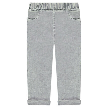 Overdyed fleece sweatpants