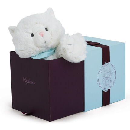 Peluche 1er age Les Amis small Chat