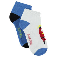 Set of 2 pairs of socks with Disney/Pixar® superheroes motif