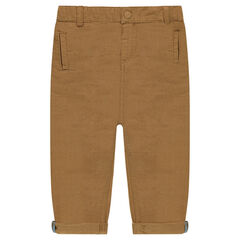 Ottoman cotton chino pants