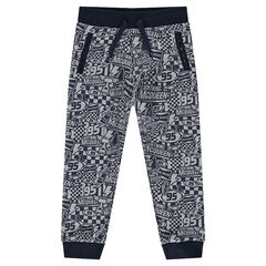 Fleece sweatpants with Disney/Pixar® Cars print