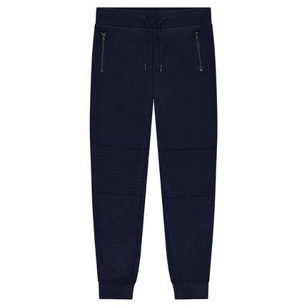 Junior - Plain jogging sweatpants