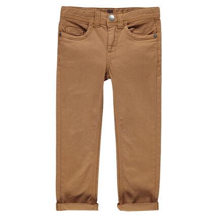 Junior - Plain twill pants