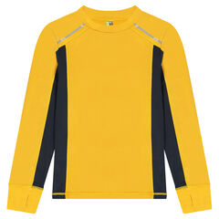 Junior - Long-sleeved technical tee-shirt with raglan sleeves
