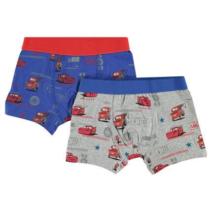 Set of 2 boxers with Disney/Pixar® Cars print