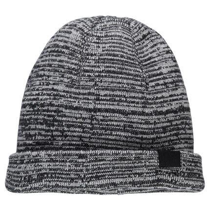 Junior - Twisted knit cap
