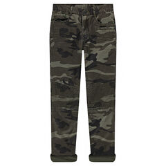 Junior - Regular fit army pants
