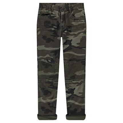 Junior - Regular fit army pants