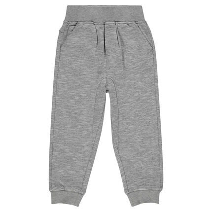 Junior - Fleece pants with pockets