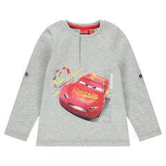 Long-sleeved jersey tee-shirt with Disney/Pixar® Cars print
