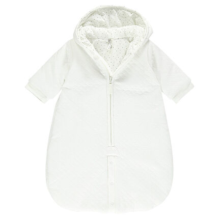Baby Pilot - 2 in 1 reversible and padded