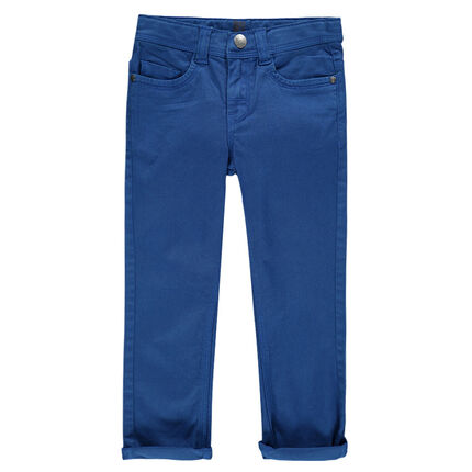 Junior - Plain twill pants