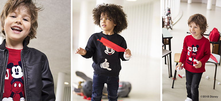 Kids and baby clothes at best prices Happy Birthday Mickey Orchestra 2018