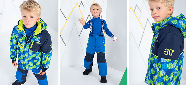 Kids and baby clothes at best prices Ski - arctic explorer Orchestra 2018
