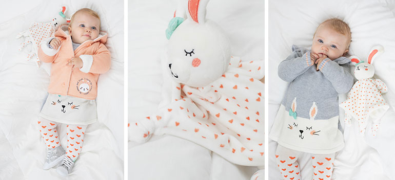 Kids and baby clothes at best prices Lovely Rabbit Orchestra 2018