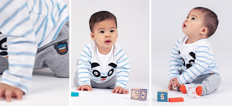 Kids and baby clothes at best prices Sweet Panda Orchestra 2018