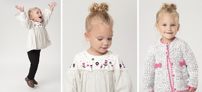 Kids and baby clothes at best prices Baby Licorne Orchestra 2018