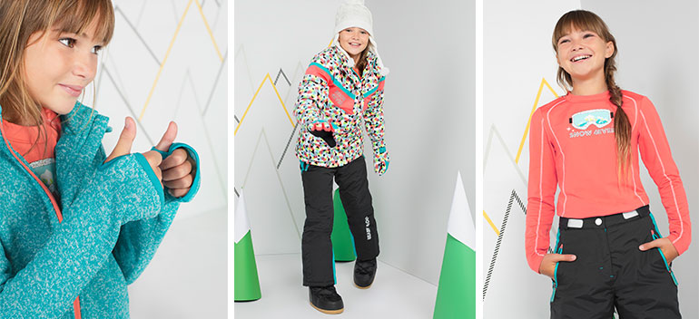 Kids and baby clothes at best prices Snow forever Orchestra 2018