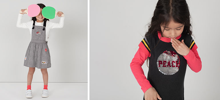 Kids and baby clothes at best prices Enjoy life Orchestra 2019