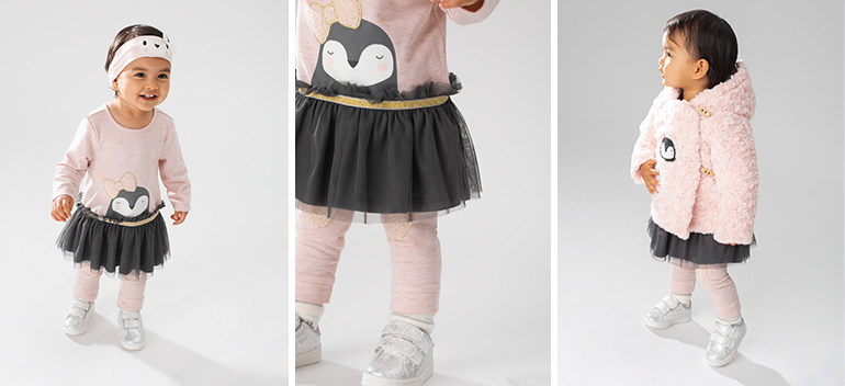 Kids and baby clothes at best prices I'm Sweety Orchestra 2018