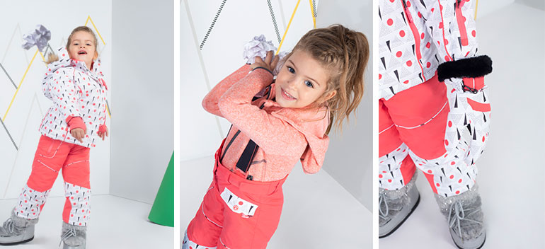 Kids and baby clothes at best prices Graphic snowgirl Orchestra 2018